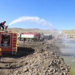 Binlerce Balık Telef Olmaktan Kurtarıldı