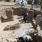 """""""Boncuklu Tarla 'da 12 bin yıllık olduğu tahmin edilen tapınak bulundu"""